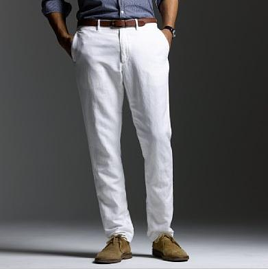 Images of Mens White Linen Pants And Shirt - Fashion Trends and Models
